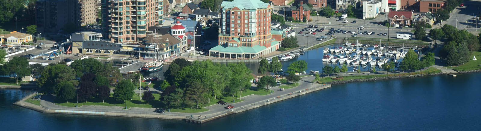 City of Brockville waterfront